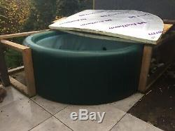 1.9m Wide Softub Jacuzzi Hot Tub Spa With Pump And Heater Upgrade Swanley Kent