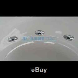 11 Jet Whirlpool Bath With Chromotherpy Light 1600 x 700 mm Jacuzzi Spa