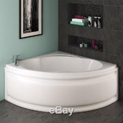 12 JET TROJAN 1350mm x 1350 mm LAGUNA CORNER WHIRLPOOL BATH