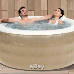 2 4 Person Avenli Rotorua Spa Jacuzzi Hot Tub Inflatable Garden Outdoor Patio