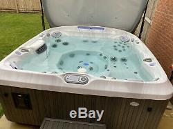 2014 Jacuzzi J480 IP Hot Tub Spa