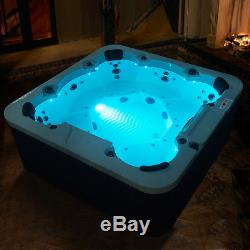 2018new Hot Tub Spa Whirlpool Bath Jacuzzis Outdoor Use 6seats With 56 Jets 6013