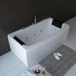 2019 SARDINIA WHIRLPOOL BATH-1700mm x 750mm-Jacuzzi Jets Massage Spa-IN STOCK