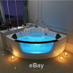 2020 New Modern Whirlpool Shower Spa Jacuzzis Massage Corner 2 person Bathtub
