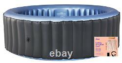 2021 MSPA Bergen Hot Tub Jacuzzi Inflatable Spa 4 & 6 Person inc UV Sanitizer
