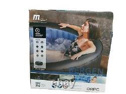 2021 MSPA Bergen Hot Tub Jacuzzi Inflatable Spa 6 Person inc UV Sanitizer