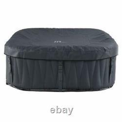 2021 MSpa Tekapo 4-Person Inflatable Hot Tub Jacuzzi Spa Square 2 Year Warranty