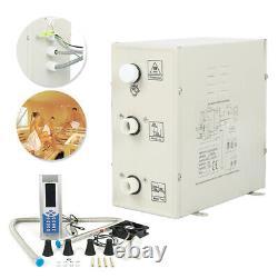 3KW 220V 3000W Steam Generator Sauna Bath Home SPA Shower Steam Room Controller