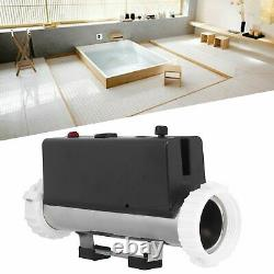 3KW 220V Electric Swimming Pool Water Heater Thermostat Hot Tub Jacuzzi Spa
