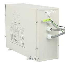 3KW 220V Steam Generator Home Shower Sauna SPA Bath with Panel Control NEW
