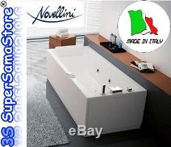 3s Vasca Da Bagno Idromassaggio Made In Italy Novellini Calos Con Telecomando