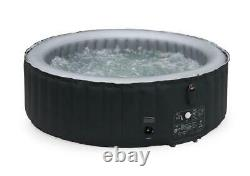 4 Bathers Inflatable Hot Tub Spa Jacuzzi Home Holiday Garden Fun Accessories