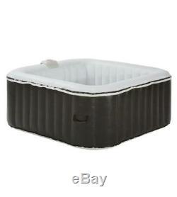 4 person inflatable Aqua spa Hot Tub Garden 780L Jacuzzi Summer Hottub EXD NOU