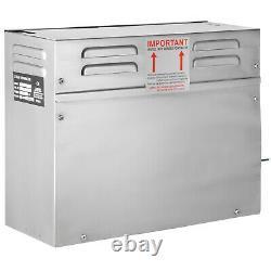 4kw Steam Generator Shower Sauna Bath Spa 220v Safety Room Sauna