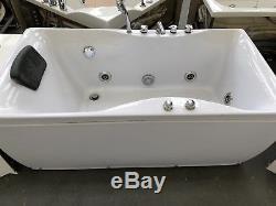 5 FOOT STRAIGHT Jacuzzi Spa Jets Lights Massage Bath whirlpool
