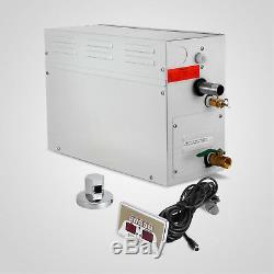 9kw Steam Generator Automatic Controller Sauna Bath Home Spa Shower