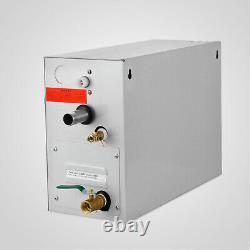 9kw Steam Generator Shower Auto Controller Sauna Bath Home Spa Relax