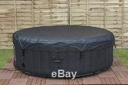 Airwave Aruba Inflatable Portable Hot Tub Jacuzzi Spa 4 Person 130 jets