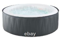 Aurora 4 Bathers Inflatable Hot Tub Spa Jacuzzi Home Holiday Family Fun Garden