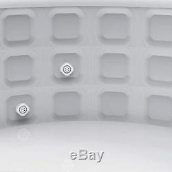 Avenli Hot Tub 4-6 Person Spa Jacuzzi Airjet Massaging Hottub With 140 Airjets