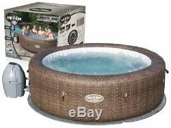 BESTWAY JACUZZI LAY Z SPA Saint St Moritz Hot Tub UP TO 7 PEOPLE