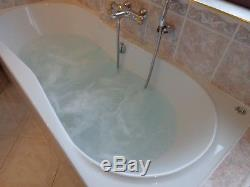 BIOJET PRINCESS DUO Whirlpool Bath Spa with 8 Jets and Airblower