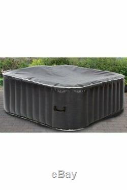 BRAND NEW 4 person inflatable Aqua spa Hot Tub Garden 780L Jacuzzi Summer Hottub
