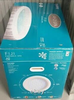 BRAND NEW Lay Z Spa Fiji Hot Tub 4 Person Inflatable Jacuzzi like Miami &Vegas