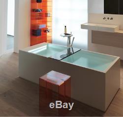 Bargain-Ex-Display-Designer-Wellness Jet Bath by Kartell+Laufen of Switzerland
