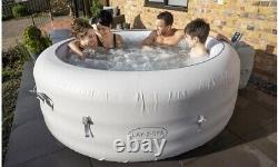 Best Way Lay-Z-Spa Vegas 6 Person Jacuzzi Inflatable Spa Hot Tub
