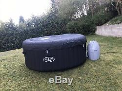 Bestway Lay Z Spa Miami Inflatable Hot Tub Blow Up Jacuzzi Spa