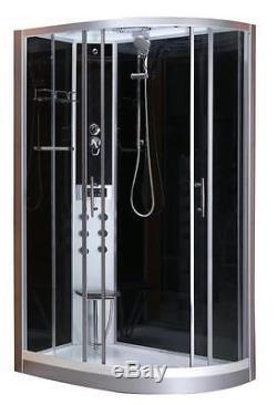 Box doccia cabina idromassaggio multifunzioni CL120 Misura 80x120x215 cm