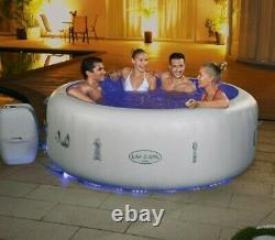 Brand New In Box Lay Z Spa Vegas 2021 Model 6 Person Inflatable Hot Tub Jacuzzi