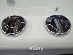 CUBE 12 Jet Double end Whirlpool Bath 1800 x 800 Bath