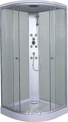 Cabina doccia idromassaggio multifunzioni CL01 Misura 90x90x209
