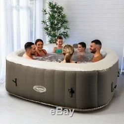 Clever Spa Hot Tub Jacuzzi 6 Person With LED's (IN STOCK NOW) (Like Lay z Spa)