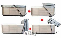 Cover Valet Hot Tub Spa Whirlpool Jacuzzi Undermount Cover Rock It Lifter