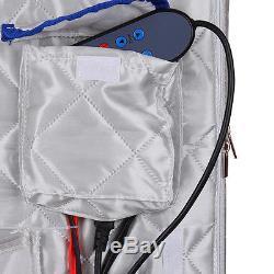 EU Plug Portable FIR/FAR Infrared Sauna Slimming Room Lose Weight Space Saver