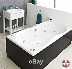 Florida Inset Designer Luxury Bath Standard, Whirlpool or Airpool Option