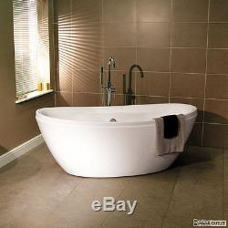 Freestanding Luxury Bath Modern Bathroom Tub Double Ended
