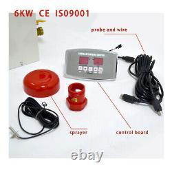 Generatore di Vapore 6kW Controller per SPA Sauna Bagno Sauna Bath