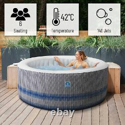 HOT TUB 6 PERSON AVENLI VENICE Spa LARGE 957 Liter JACUZZI with 140 Jets