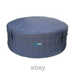 Hot Tub Inflatable Jacuzzi Outdoor Spa 4-6 adults all surround air jets RRP £570