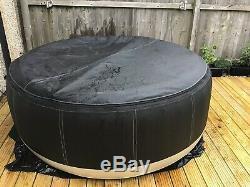 Hot Tub, Used premium delux, built in pump heater controls, spa, jacuzzi