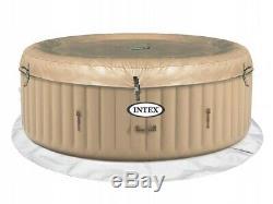 Hot tub Intex PureSpa Plus 6 Person Inflatable Hot Tub Jacuzzi spa Lay Z Spa