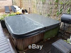 Hot tub / Spa / Jacuzzi used. Make Spa form