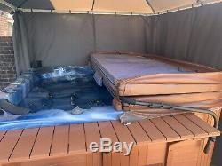 Hot tub hottub jacuzzi spa 74 Jets