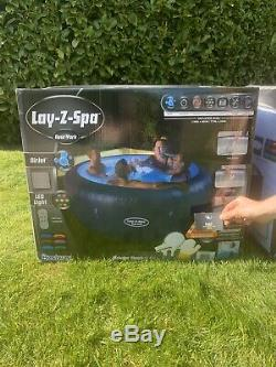 IN HAND Lazy-Z Spa Airjet Hot Tub Jacuzzi 4-6 Person (New York) Vegas Hawaii NEW