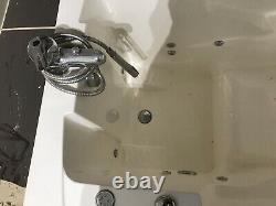 Japanese deep Soak spa With LED light control