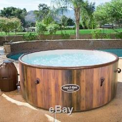 LAY-Z-SPA HELSINKI INFLATABLE HOT TUB 5-7 PERSON BRAND NEW Jacuzzi